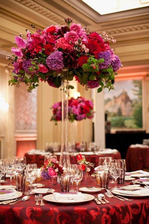 George V centerpieces - Rendez-vous in Paris – Gallery