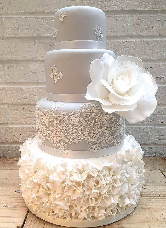 wedding cake pictures 2017 top 10 cake trends for 2017 23431