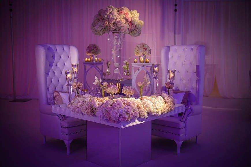 Intimate Dinners - Luxury Wedding Gallery