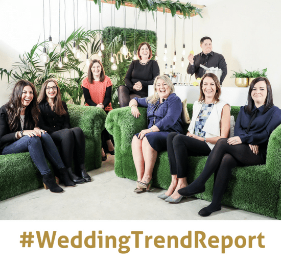 International Wedding Trend Report 2017