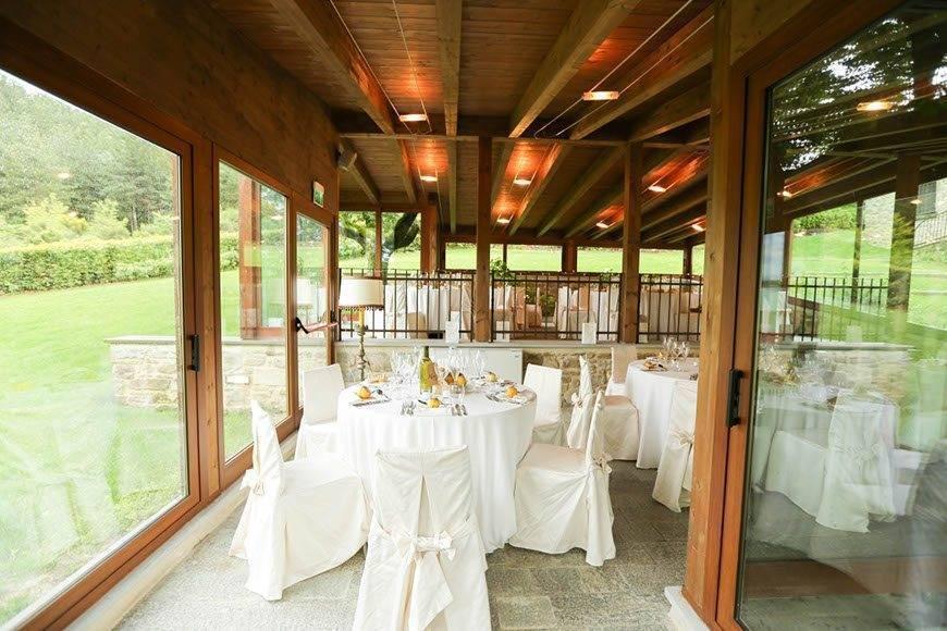 Restaurant - The Abbazia San Faustino – Gallery