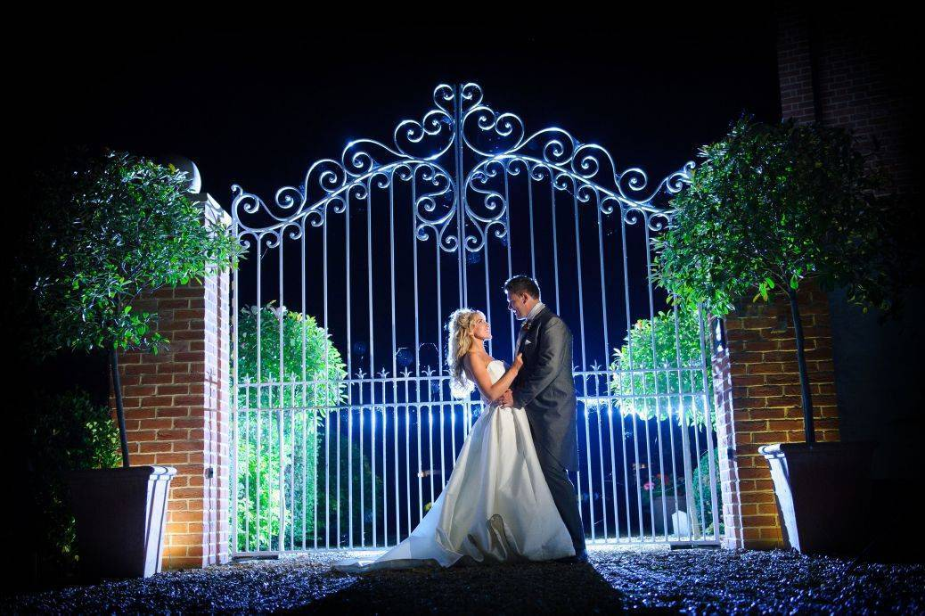 Sheene Mill is so much more than just a venue to this couple