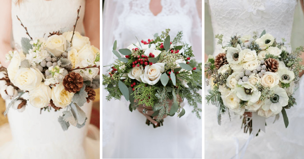 Accent your bouquet with some seasonal interest. Photo: Sally Lacock