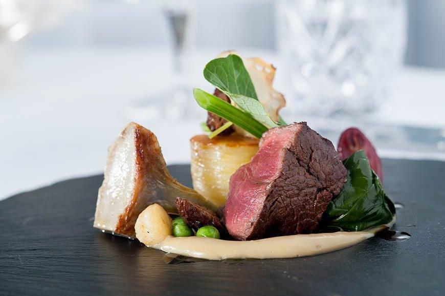 Sourcing Luxury Caterers - Luxury Wedding Gallery