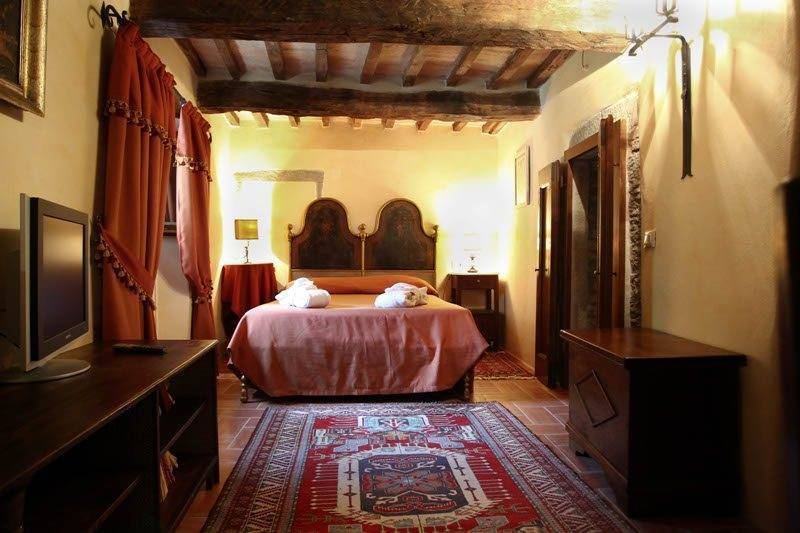 Suite - The Abbazia San Faustino – Gallery