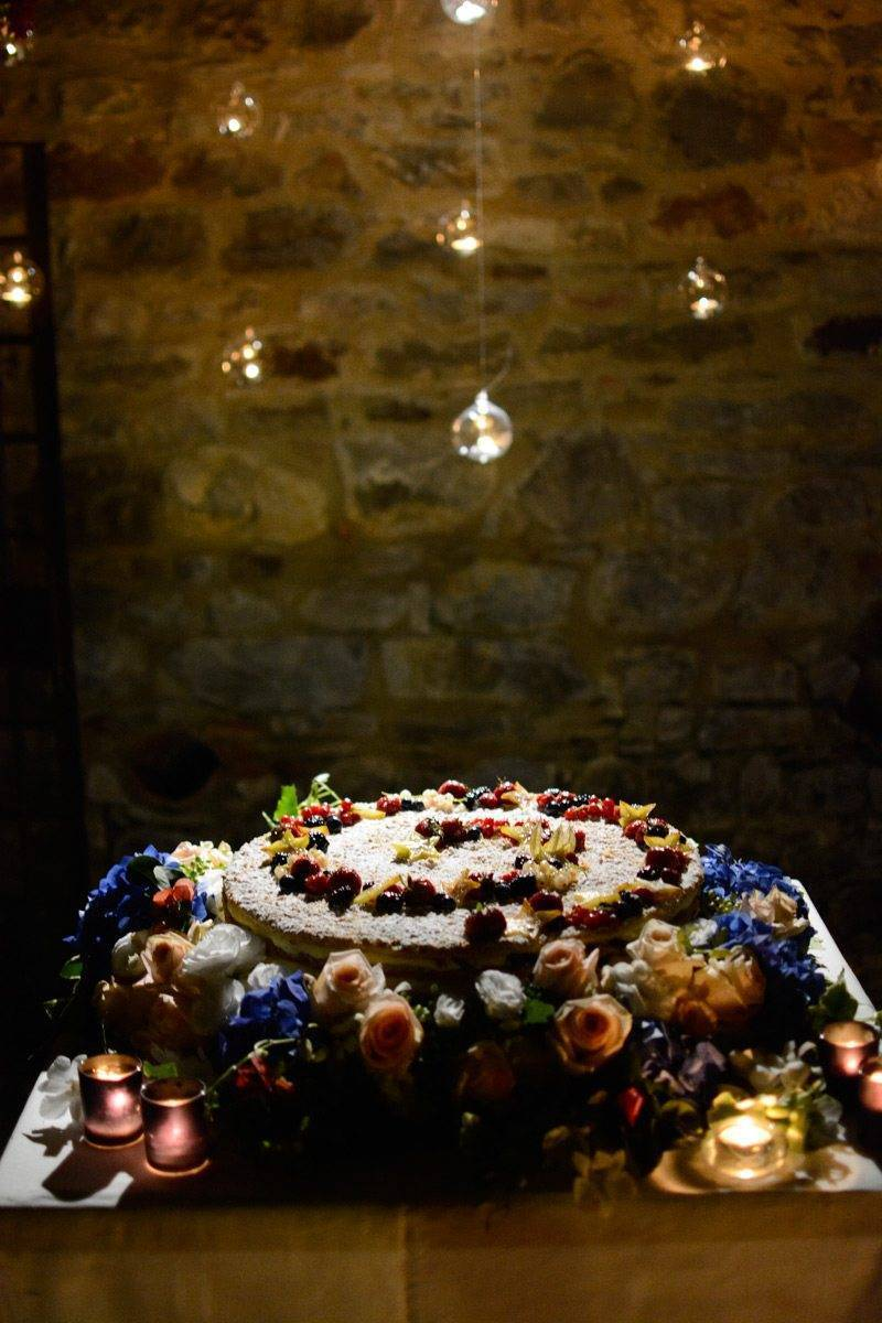 Wedding cake - The Abbazia San Faustino – Gallery