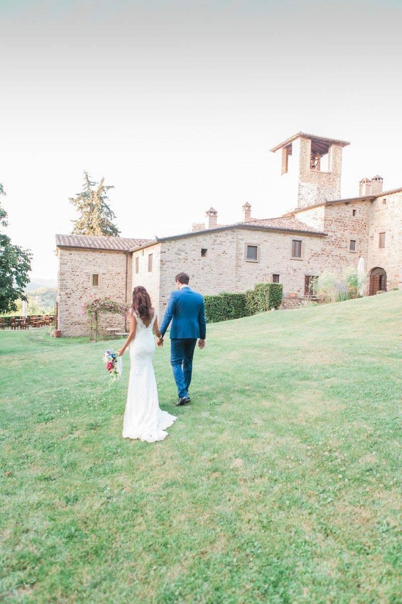 Wedding day 2 - The Abbazia San Faustino – Gallery