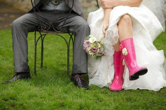 Make sure they coordinate! Photo: Country House Outdoor
