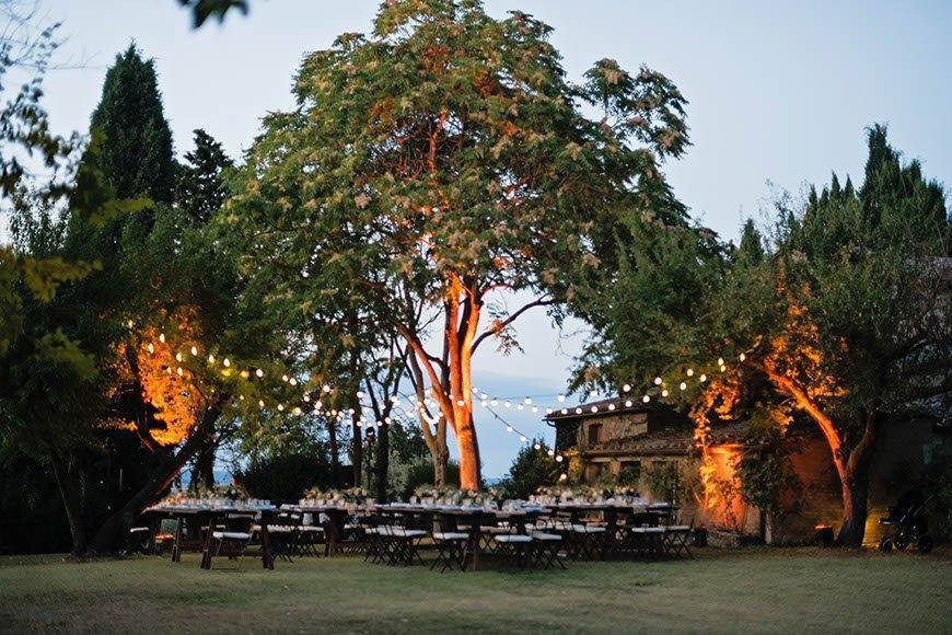 garden wedding - Italian Weddings International - Gallery