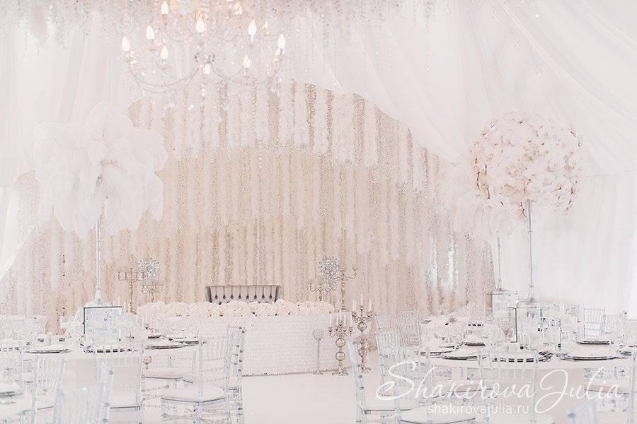 A fluffy white dream! Photo: Shakirova Julia