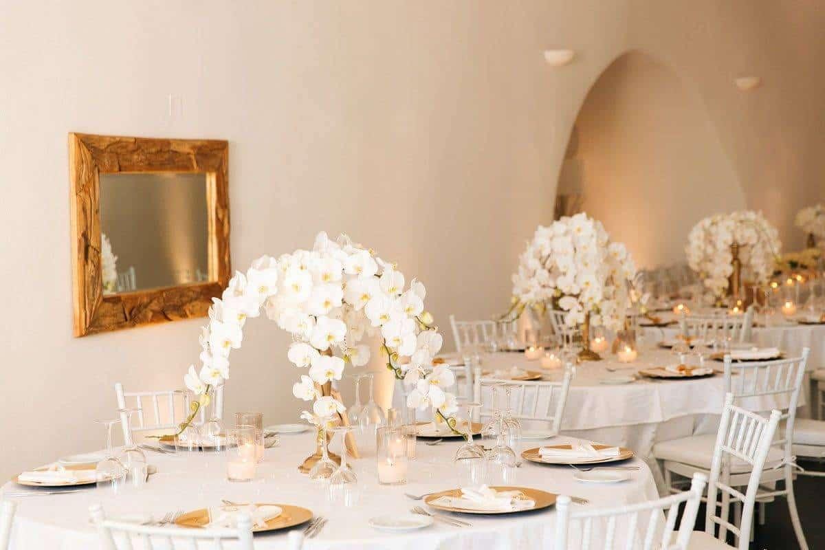 2a.Mitheo Events Santorini Post Hindu Wedding - Luxury Wedding Gallery