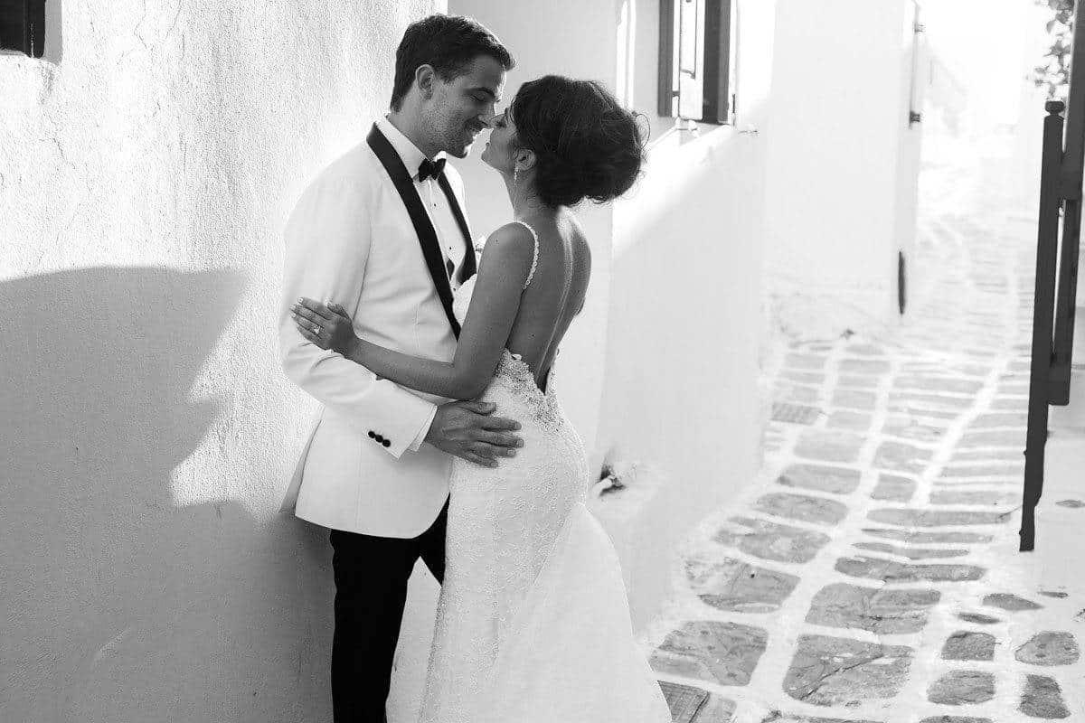9.Mitheo Events Mykonos Wedding Photo shoot - Luxury Wedding Gallery