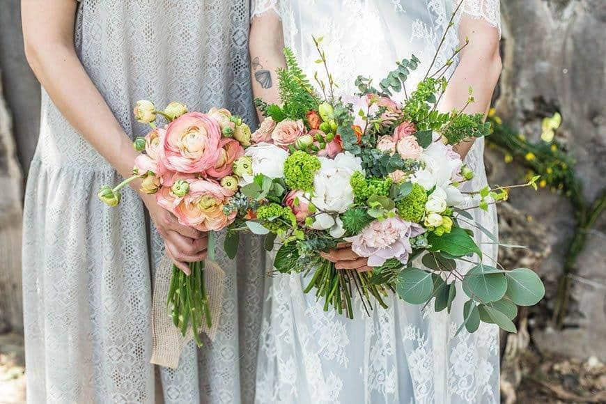 BOUQUET BRIDE BRIDESMAID - Luxury Wedding Gallery