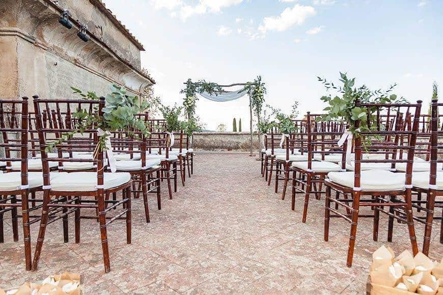 CEREMONY GAZEBO FLOWERSDESIGN - Luxury Wedding Gallery