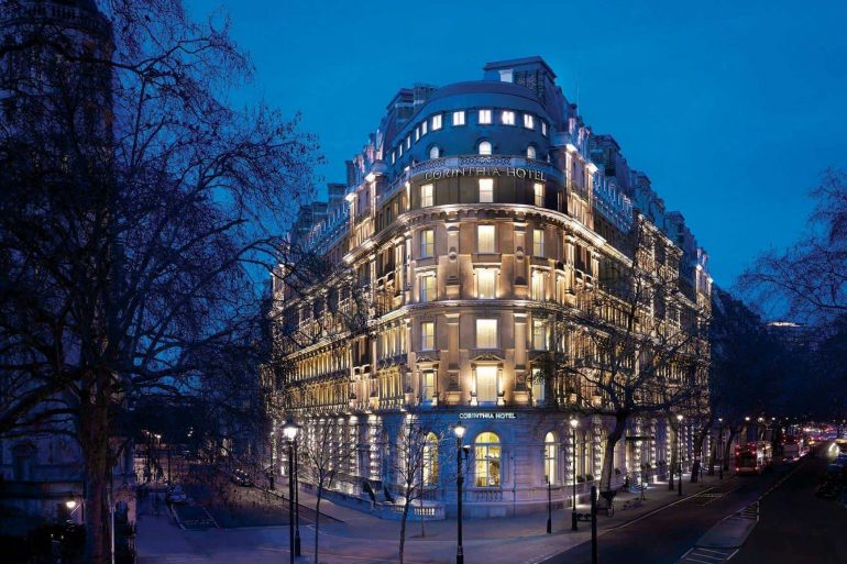 Indulgent Perfection at Corinthia Hotel London