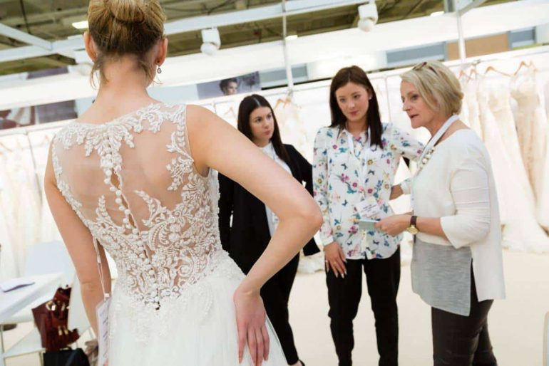 An International Bridal Buying Event