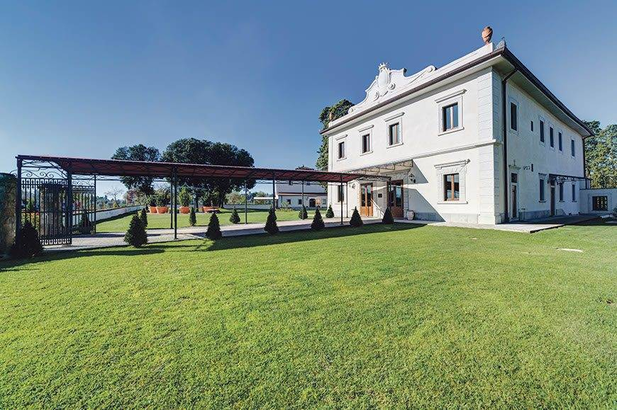 External View Villa Tolomei - Luxury Wedding Gallery