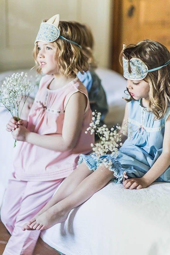 FLOWERGIRLS FLOWER WEDDINGMORNING - Luxury Wedding Gallery