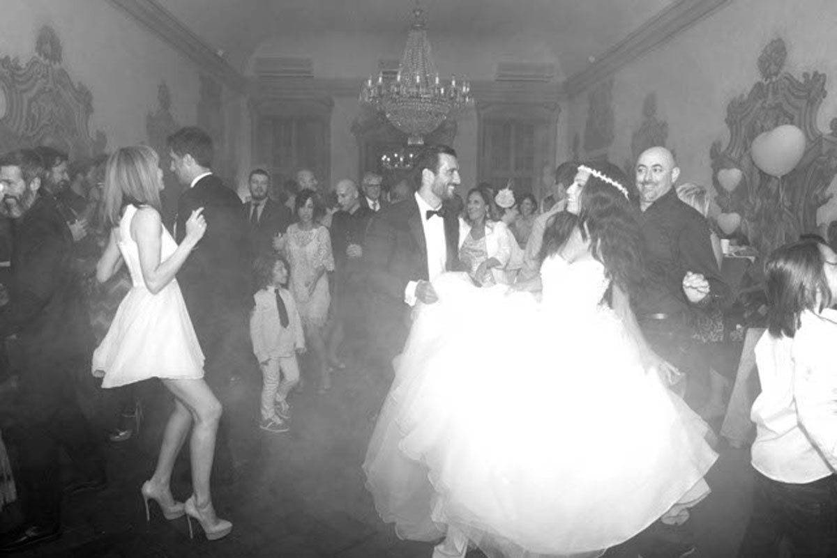 Festa Sposi in Zar bn - Luxury Wedding Gallery