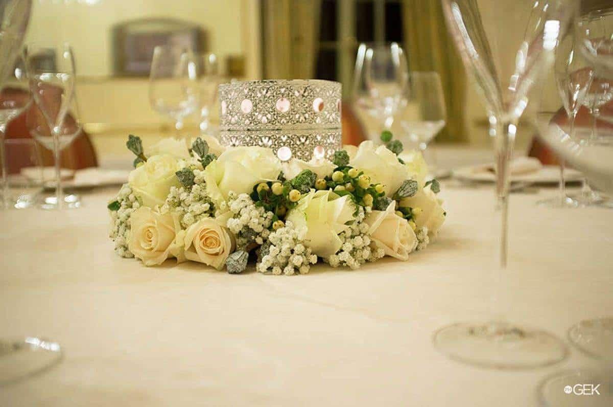 Fiori idea tavolo - Luxury Wedding Gallery