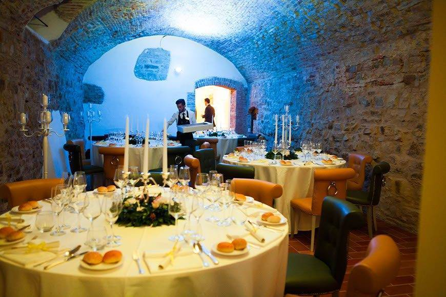 Gala Dinner - Luxury Wedding Gallery