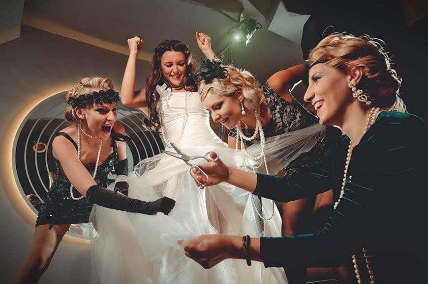 Gatsby - Luxury Wedding Gallery