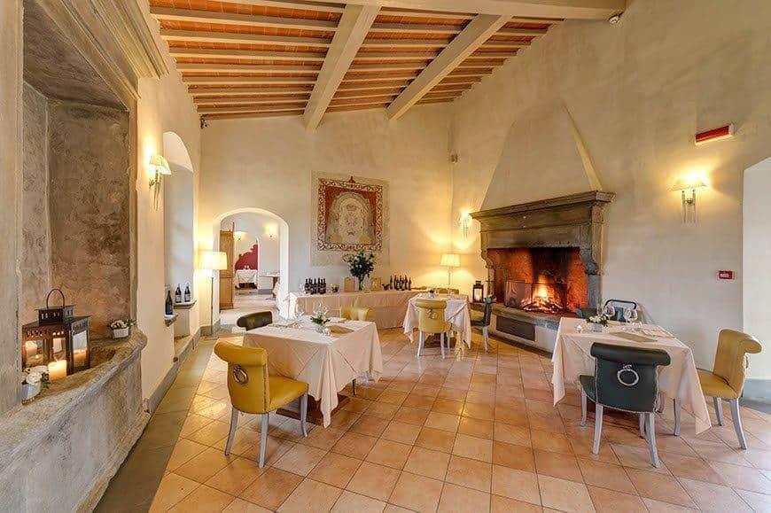 Inside restaurant - Luxury Wedding Gallery