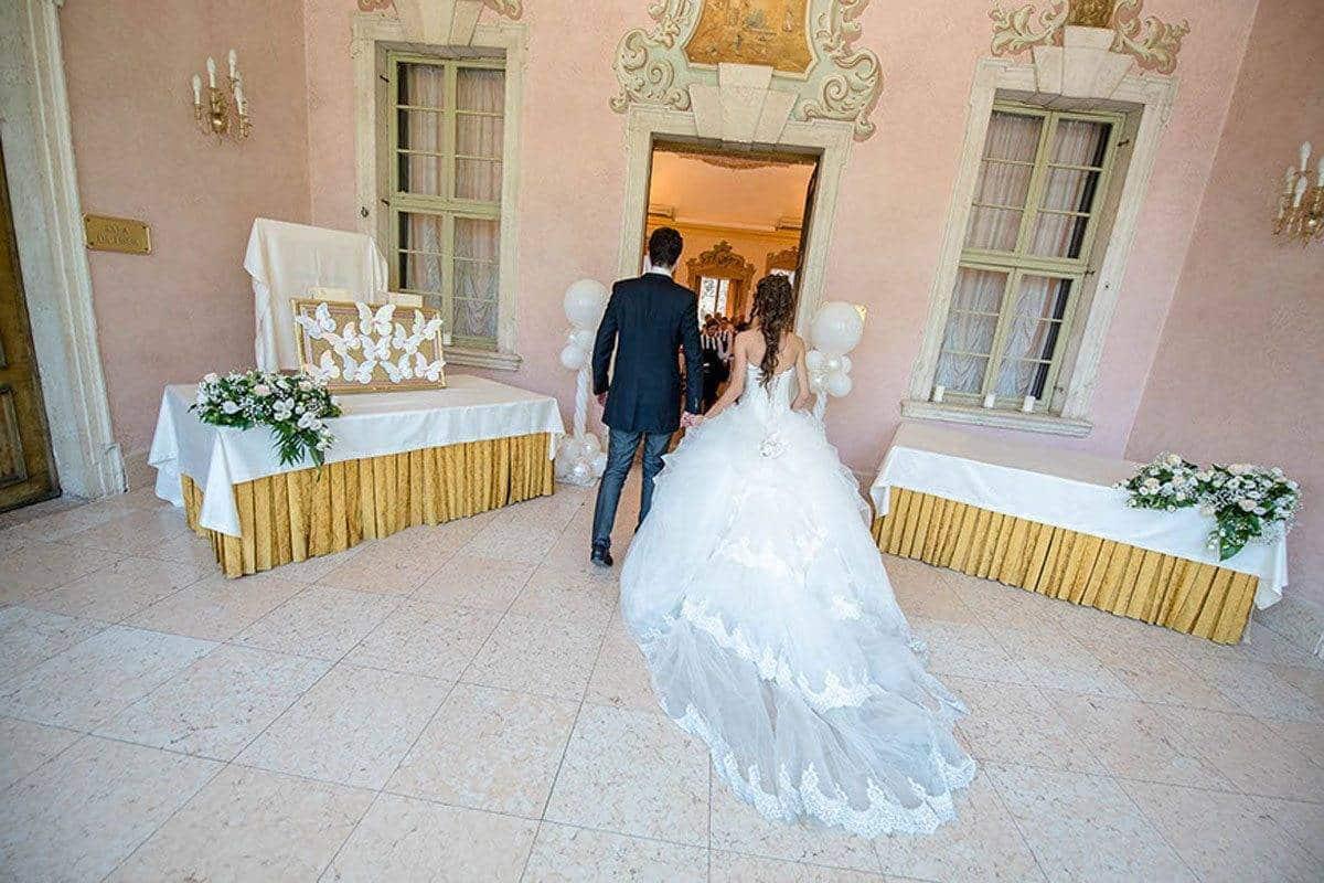 Loggia degli Angeli - Luxury Wedding Gallery