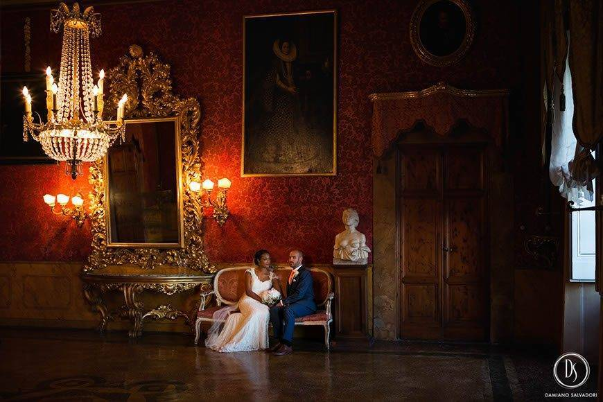 Luxury Villa in Florence - Luxury Wedding Gallery