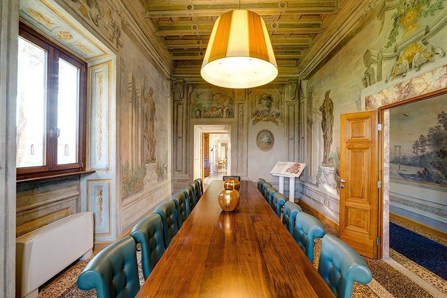 Meeting Room 2 - Villa Tolomei Hotel - Gallery