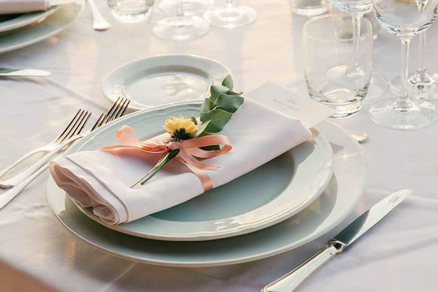 Mise en Place Terrazza - Luxury Wedding Gallery
