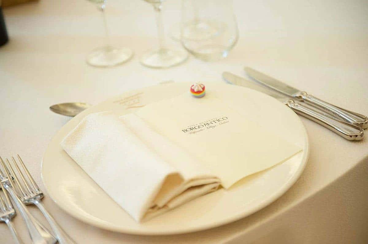Mise en Place spiritosa - Luxury Wedding Gallery