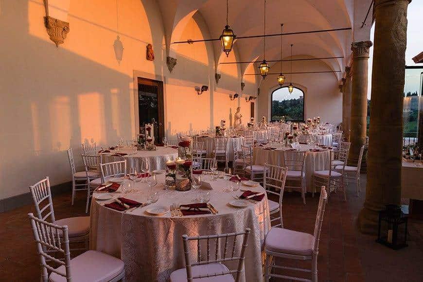 Mise en place Sunset - Luxury Wedding Gallery