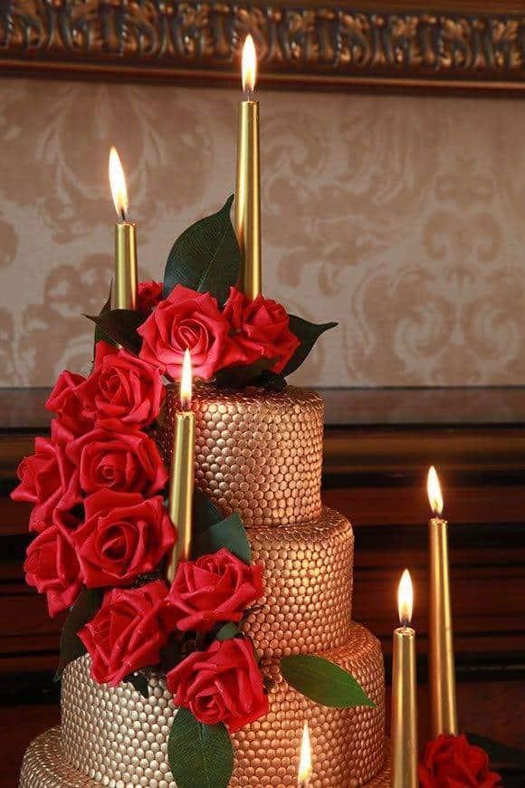 Mosaic-cake