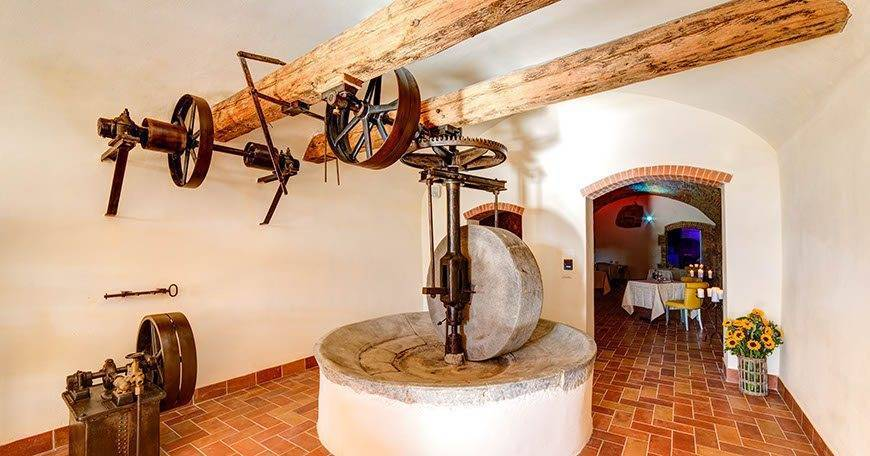 Oil Mill 2 - Villa Tolomei Hotel - Gallery
