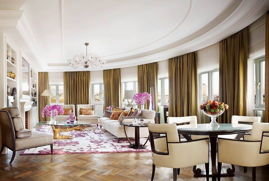 Royal Penthouse Lounge Corinthia Hotel London