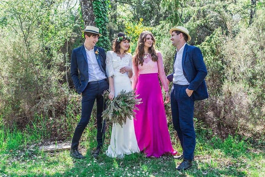 TUSCANY DESTINATIONWEDDING BRIDE GROOM USHER BRIDESMAID - Luxury Wedding Gallery