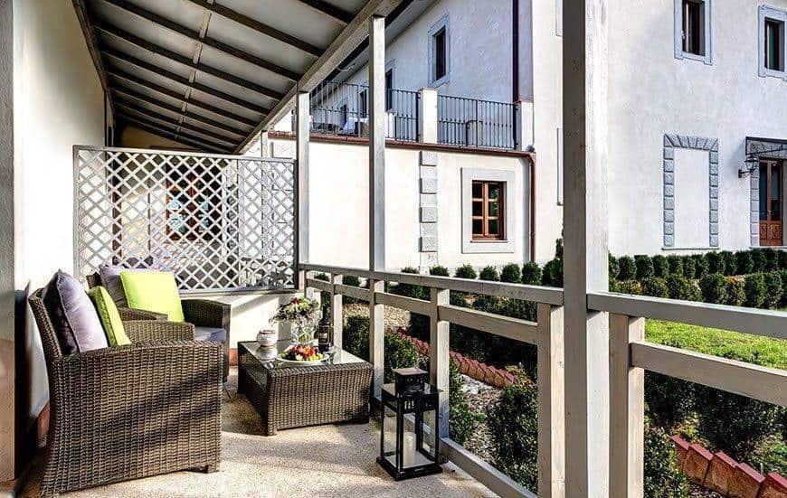 Terrace room - Luxury Wedding Gallery