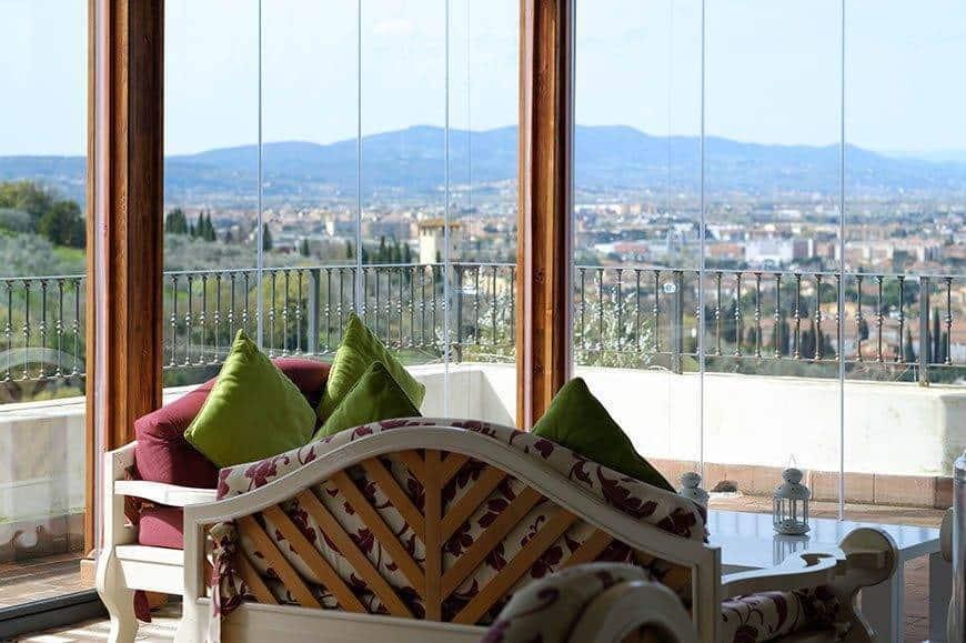 Terrace - Luxury Wedding Gallery