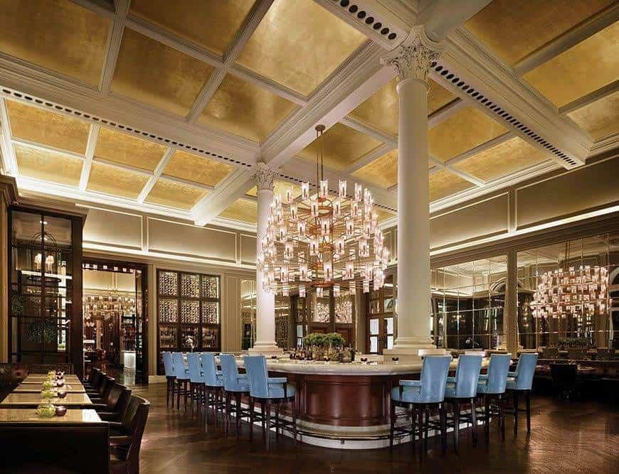 The Northall Bar Corinthia Hotel London