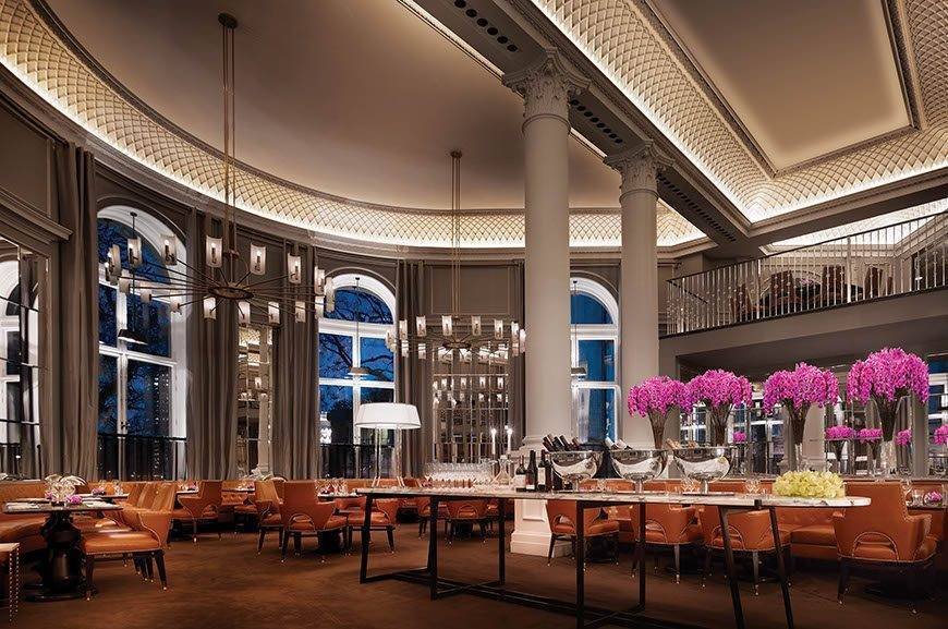 The Northall Restaurant Corinthia Hotel London