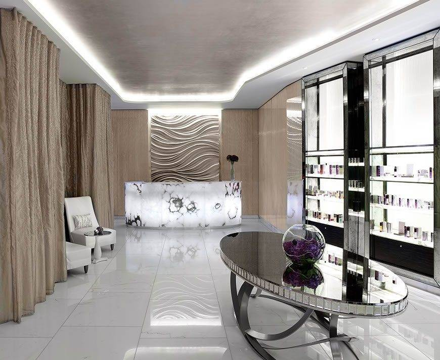 The Spa Reception ESPA Life at Corinthia