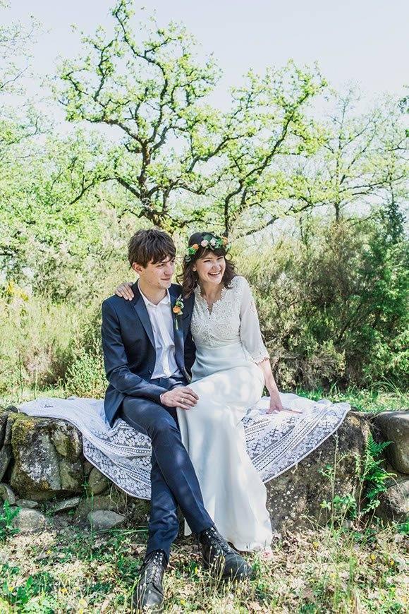 VINTAGELACE CROCHET TUSCANWEDDING SWING - Luxury Wedding Gallery