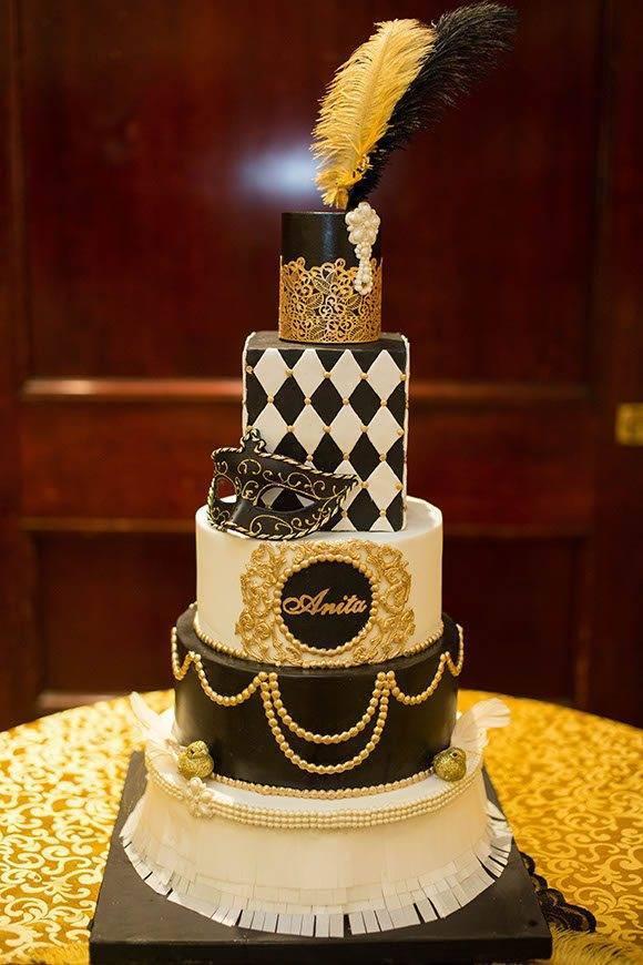 Venetian-cake