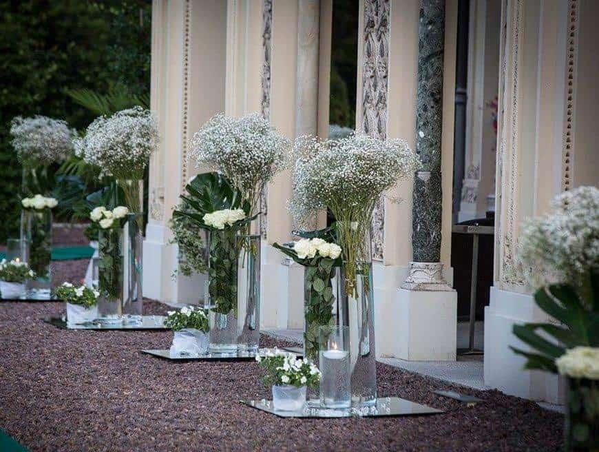 Villa Crespi - Luxury Wedding Gallery
