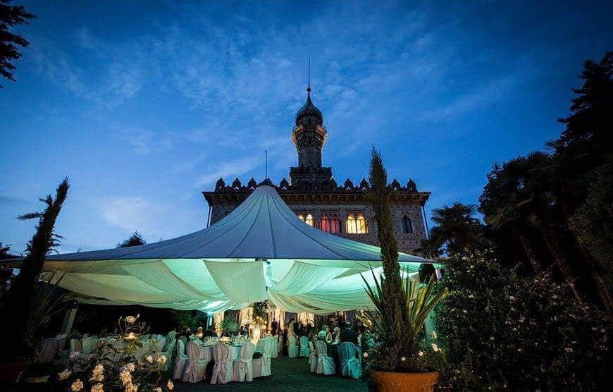 Villa Crespi2 - Luxury Wedding Gallery