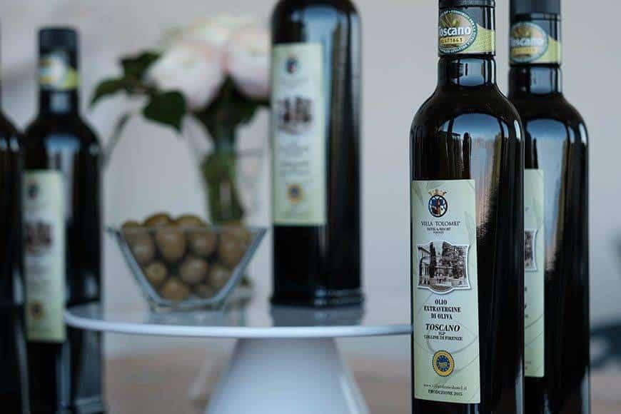 Villa Tolomei Olive Oil - Luxury Wedding Gallery