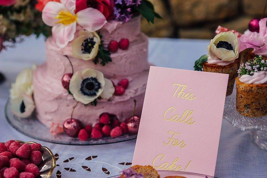WEDDINGCAKE CAKEDESIGN FLOWERS - Luxury Wedding Gallery