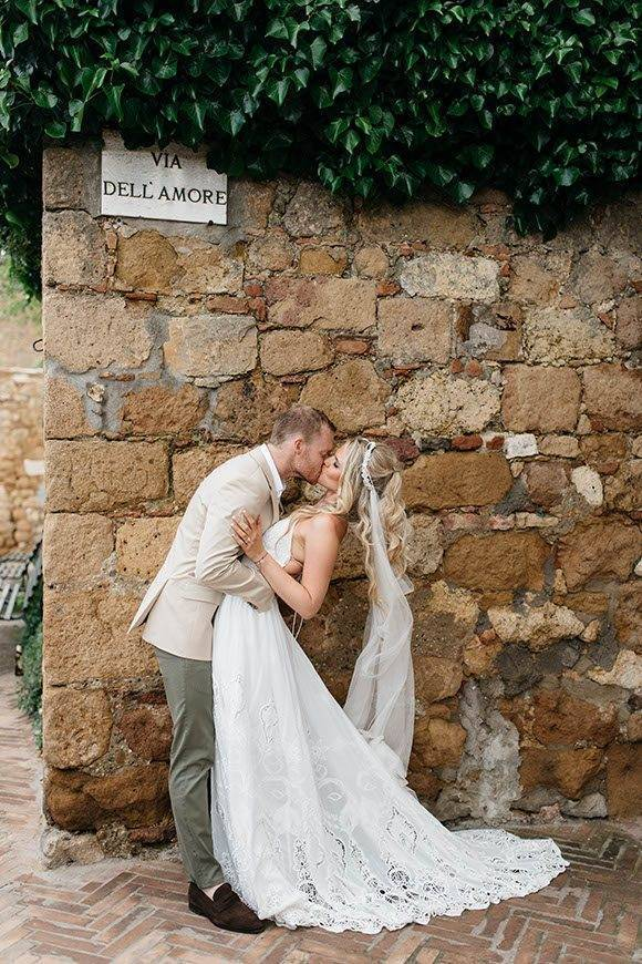 Wedding in Pienza - Luxury Wedding Gallery