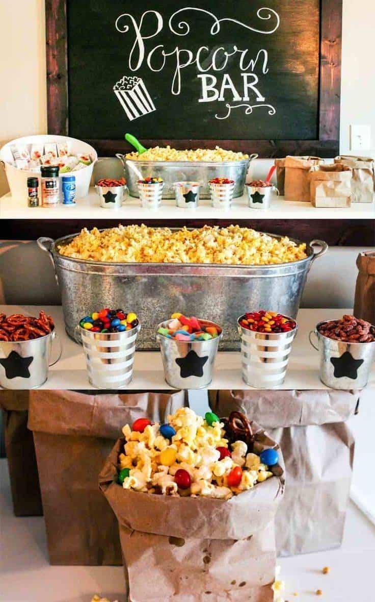 Popcorn - the perfect fun snack